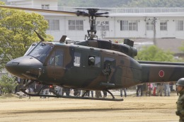 TALON38さんが、善通寺駐屯地で撮影した陸上自衛隊 UH-1Jの航空フォト(飛行機 写真・画像)
