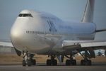kazu_essaさんが、羽田空港で撮影した日本航空 747-446Dの航空フォト(写真)