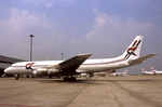 WING_ACEさんが、ドンムアン空港で撮影したMKエアラインズ DC-8-55CF Jet Traderの航空フォト(飛行機 写真・画像)