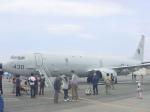 わたくんさんが、岩国空港で撮影したアメリカ海軍 P-8A (737-8FV)の航空フォト(写真)