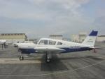 わたくんさんが、岩国空港で撮影した日本個人所有 PA-28R-200 Cherokee Arrowの航空フォト(写真)