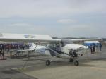 わたくんさんが、岩国空港で撮影したヨコタ・アエロ・クラブ 172M Skyhawkの航空フォト(写真)
