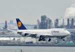 tomo@Germanyさんが、羽田空港で撮影したルフトハンザドイツ航空 747-430の航空フォト(写真)