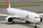 たっつーさんが、中部国際空港で撮影した日本航空 777-346/ERの航空フォト(写真)