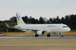 成田国際空港 - Narita International Airport [NRT/RJAA]で撮影されたバニラエア - Vanilla Air [JW/VNL]の航空機写真