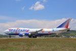 プーケット国際空港 - Phuket International Airport [HKT/VTSP]で撮影されたトランスアエロ航空 - Transaero Airlines [UN/TSO]の航空機写真