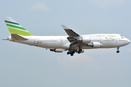 jun☆さんが、クアラルンプール国際空港で撮影したナス・エア 747-428Mの航空フォト(飛行機 写真・画像)
