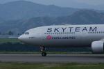 xxxxxzさんが、静岡空港で撮影したチャイナエアライン A330-302の航空フォト(飛行機 写真・画像)