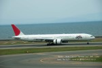 かみきりむしさんが、中部国際空港で撮影した日本航空 777-346/ERの航空フォト(写真)