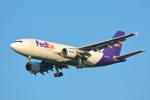 パンダさんが、成田国際空港で撮影したフェデックス・エクスプレス A310-324/ET(F)の航空フォト(飛行機 写真・画像)