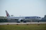 OKさんが、伊丹空港で撮影した日本航空 777-346の航空フォト(写真)