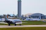 ゆたろうさんが、ペインフィールド空港で撮影したアメリスター DC-9-15RCの航空フォト(写真)
