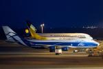 airline Nagoyaさんが、中部国際空港で撮影したエアブリッジ・カーゴ・エアラインズ 747-4HAF/ER/SCDの航空フォト(飛行機 写真・画像)