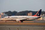 sg-driverさんが、福岡空港で撮影したタイ政府 737-4Z6の航空フォト(写真)