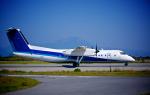 カヤノユウイチさんが、米子空港で撮影したANAウイングス DHC-8-314Q Dash 8の航空フォト(飛行機 写真・画像)