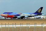 SKYLINEさんが、成田国際空港で撮影したシンガポール航空 747-412の航空フォト(飛行機 写真・画像)