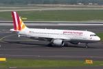 デュッセルドルフ国際空港 - Dusseldorf International Airport [DUS/EDDL]で撮影されたジャーマンウィングス - Germanwings [4U/GWI]の航空機写真