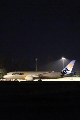 安芸あすかさんが、プーケット国際空港で撮影したジェットスター 787-8 Dreamlinerの航空フォト(飛行機 写真・画像)