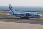 RAOUさんが、中部国際空港で撮影したヴォルガ・ドニエプル航空 An-124-100 Ruslanの航空フォト(写真)