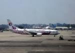 メヘンサルの猿さんが、シャージャラル国際空港で撮影した中国東方航空 737-89Pの航空フォト(写真)