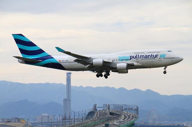プルマントゥール・エア Boeing ...