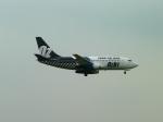 hryk207さんが、成田国際空港で撮影したオズジェット 737-229/Advの航空フォト(飛行機 写真・画像)