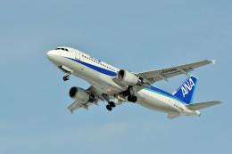 航空フォト:JA8388 全日空 A320