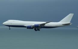香港国際空港 - Hong Kong International Airport [HKG/VHHH]で撮影されたアトラス航空 - Atlas Air [GTI]の航空機写真