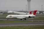 ATOMさんが、新千歳空港で撮影した日本航空 MD-90-30の航空フォト(写真)