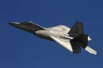 LAX Spotterさんが、チノ空港で撮影したアメリカ空軍 F-22A-20-LM Raptorの航空フォト(写真)