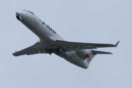 kij niigataさんが、新潟空港で撮影したジェイエア CL-600-2B19 Regional Jet CRJ-200ERの航空フォト(飛行機 写真・画像)