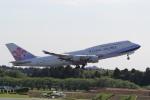 ANA744Foreverさんが、成田国際空港で撮影したチャイナエアライン 747-409の航空フォト(写真)