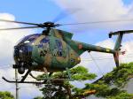 MIL26Tさんが、新発田駐屯地で撮影した陸上自衛隊 OH-6Dの航空フォト(写真)