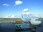 メヘンサルの猿さんが、オスロ国際空港で撮影したトーマスクック・エアラインズ・スカンジナビア A330-343Xの航空フォト(写真)
