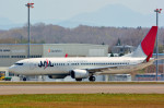 Dojalanaさんが、函館空港で撮影したJALエクスプレス 737-846の航空フォト(写真)