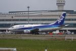 ATOMさんが、新千歳空港で撮影したANAウイングス 737-54Kの航空フォト(飛行機 写真・画像)