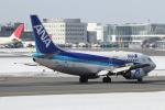 ATOMさんが、新千歳空港で撮影したエアーネクスト 737-5L9の航空フォト(飛行機 写真・画像)