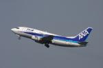 ATOMさんが、新千歳空港で撮影したエアーネクスト 737-54Kの航空フォト(飛行機 写真・画像)