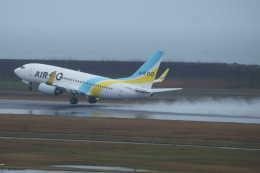 kij niigataさんが、新潟空港で撮影したAIR DO 737-781の航空フォト(飛行機 写真・画像)