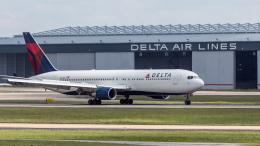 Piggy7119さんが、ハーツフィールド・ジャクソン・アトランタ国際空港で撮影したデルタ航空 767-332の航空フォト(写真)