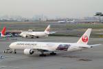 AkiChup0nさんが、羽田空港で撮影した日本航空 777-346/ERの航空フォト(写真)