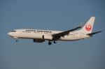tassさんが、成田国際空港で撮影した日本航空 737-846の航空フォト(写真)