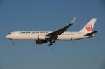 tassさんが、成田国際空港で撮影した日本航空 767-346/ERの航空フォト(写真)