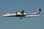 tassさんが、成田国際空港で撮影したANAウイングス DHC-8-402Q Dash 8の航空フォト(飛行機 写真・画像)