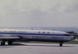 チャーリーマイクさんが、那覇空港で撮影した全日空 727-281/Advの航空フォト(飛行機 写真・画像)