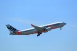 T.Sazenさんが、成田国際空港で撮影したジェットスター A330-202の航空フォト(飛行機 写真・画像)