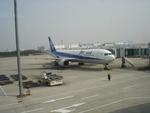 toyokoさんが、杭州蕭山国際空港で撮影した全日空 767-381/ERの航空フォト(写真)