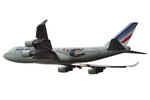 SKYLINEさんが、成田国際空港で撮影したエールフランス航空 747-4B3の航空フォト(飛行機 写真・画像)