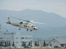 PUNKYさんが、長崎空港で撮影した海上自衛隊 SH-60Kの航空フォト(飛行機 写真・画像)