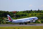 T.Sazenさんが、成田国際空港で撮影したスリランカ航空 A340-313Xの航空フォト(写真)
